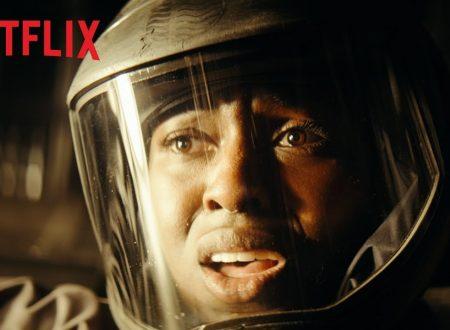 Nightflyers | Trailer ufficiale della serie horror di George R. R. Martin | Netflix