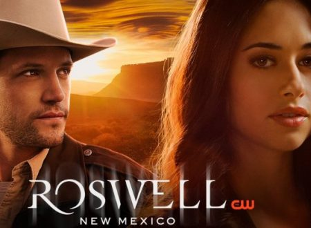 Roswell, New Mexico – Promo + Poster ufficiale
