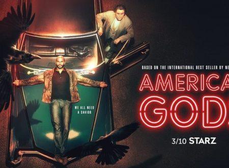 American Gods – Promo ufficiale della seconda stagione