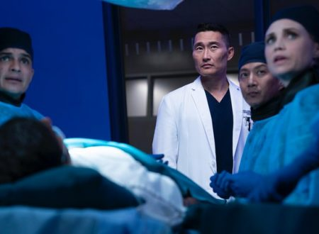 The Good Doctor 2 – Daniel Dae Kim ricorrente