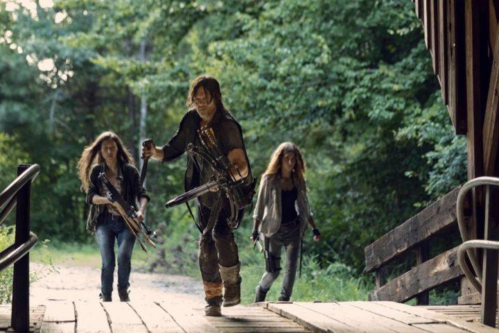 Daryl, Magna, Yumiko