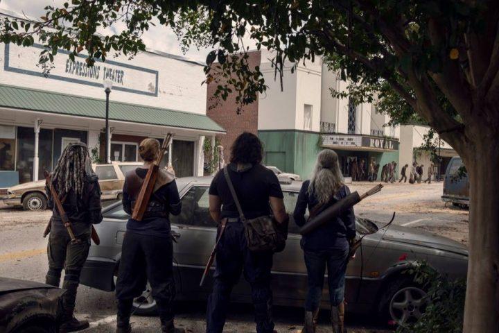 Ezekiel, Dianne, Carol e Jerry