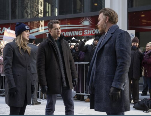 "Manifest: 1×16 ""Estimated Time of Departure""- Season Finale"
