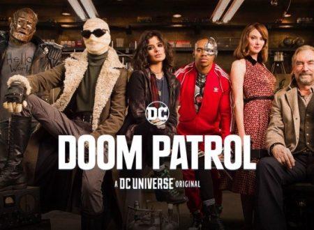Doom Patrol – La nuova serie DC Universe sta arrivando!