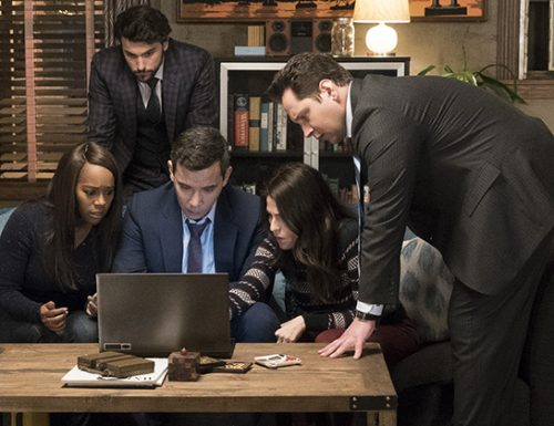 How to Get Away With Murder – Sottotitoli 5×14 – Make Me the Enemy + Promo 5×15