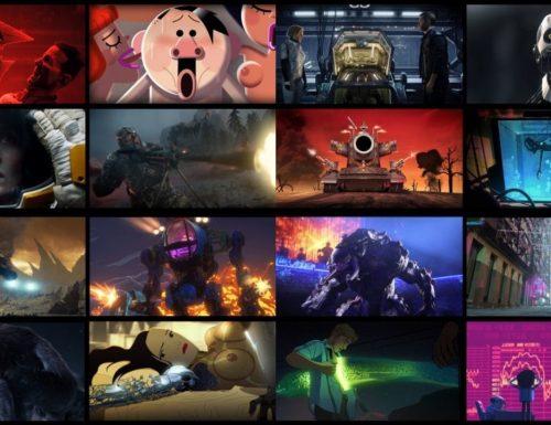 LOVE DEATH & ROBOTS | Trailer ufficiale delle storie animate di Netflix