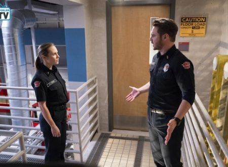 Station 19 – 2×12 – When It Rains, It Pours! – Foto promozionali
