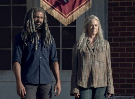 The Walking Dead – Sottotitoli 9×13 Chokepoint + Sneak peek 9×14 – Scars