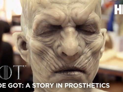 Inside Game of Thrones: A Story in Prosthetics Featurette