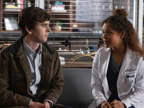 The Good Doctor – 2×18 – Trampoline (Season Finale) – Promo e foto promozionali