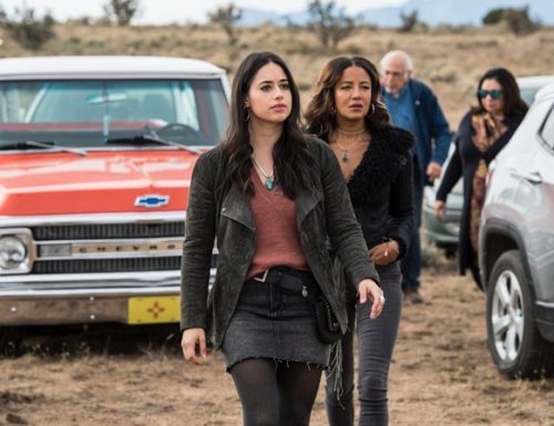 Roswell New Mexico – 1×09 – Songs About Texas – Promo + Foto promozionali