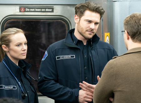 Station 19 – Sottotitoli 2×10 – Crazy train