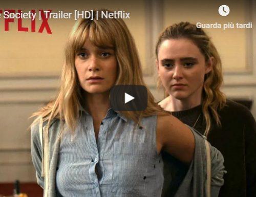 The Society – Ecco il trailer ufficiale della nuova serie Netflix