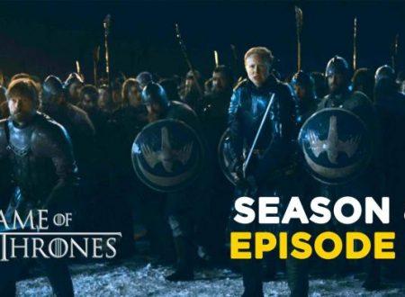 Game of Thrones – Facciamo la conta delle morti nell'episodio 8×03
