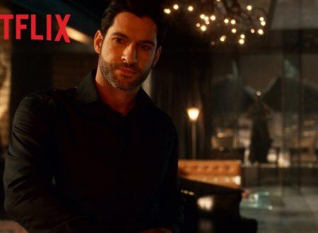 Lucifer | Trailer ufficiale della quarta stagione – Netflix