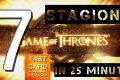 Game of Thrones - Video che riassume 7 stagioni