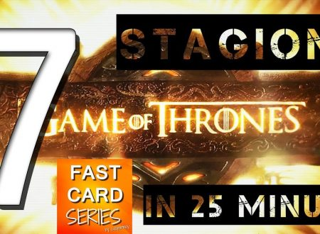 Game of Thrones – Video che riassume 7 stagioni