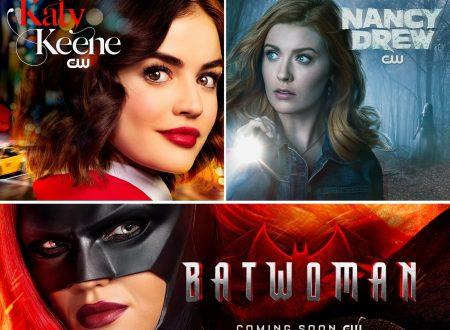 CW ordina le serie Batwoman, Katy Keene e Nancy Drew