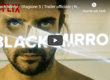 Black Mirror – La stagione 5 dal 5 giugno su Netflix