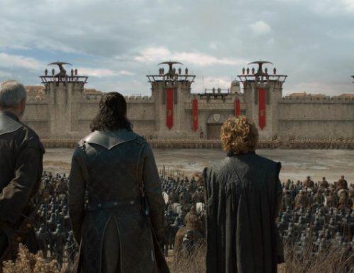 Game of Thrones – Foto promozionali dell'episodio 8×05