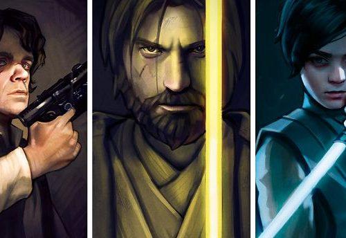 Una petizione per mantenere gli Scrittori di Game Of Thrones fuori da Star Wars