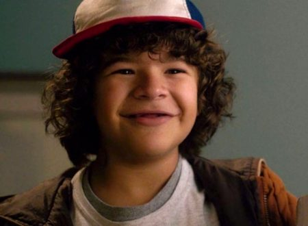 Verso Stranger Things 3:  Dustin Henderson