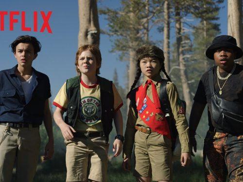 Rim of the World | Trailer ufficiale del film Netflix