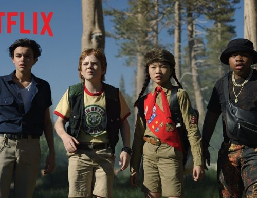 Rim of the World | Trailer ufficiale del film Netflix