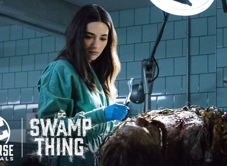 """Swamp Thing – Promo """"Abby"""""""