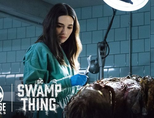 "Swamp Thing – Promo ""Abby"""