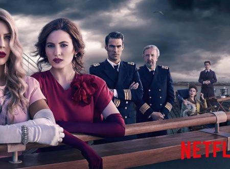 Alto mare – Trailer della nuova serie crime Netflix