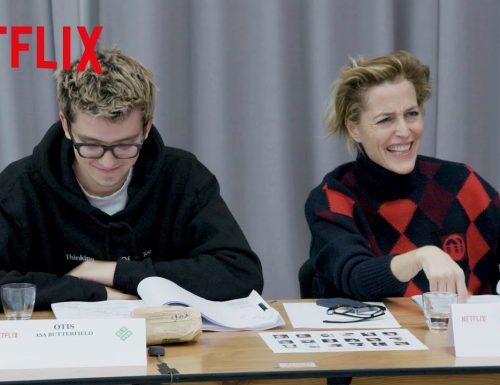 Il cast di Sex Education legge per la prima volta i copioni della stagione 2 | Netflix