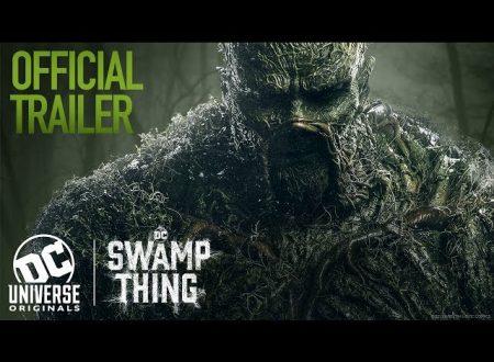 Swamp Thing – Promo esteso della serie DC Universe