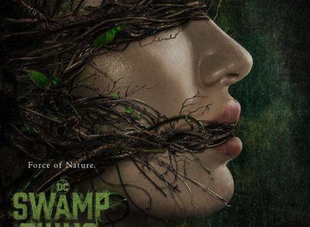 Swamp Thing – Promo e poster della nuova serie horror DC Universe