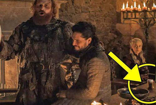 Game of Thrones e la tazza di Starbucks lasciata sul set