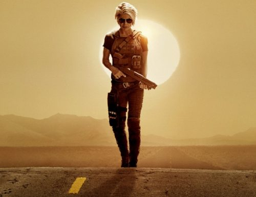 Terminator: Destino Oscuro – Promo ufficiale