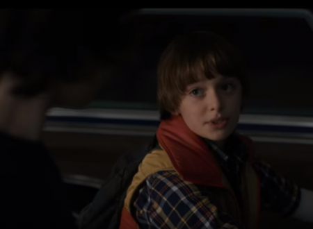 Verso Stranger Things 3: Will Byers