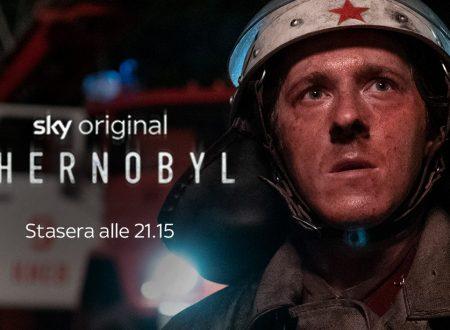 Chernobyl: da stasera su Sky Atlantic