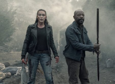 Fear the Walking Dead – Sottotitoli 5×01 – Here to help