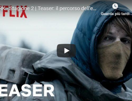 DARK – Stagione 2   Teaser: il percorso dell'eroe   Netflix