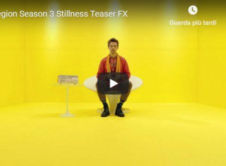 Legion 3 – Promo – Stillness