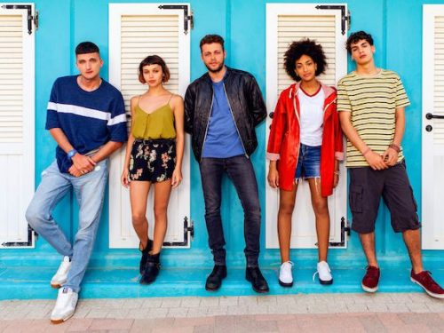Summertime – La serie Netflix ispirata a Tre metri sopra al cielo
