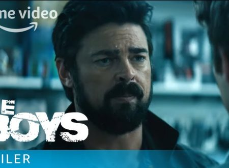The Boys – Trailer ufficiale della serie Amazon Prime