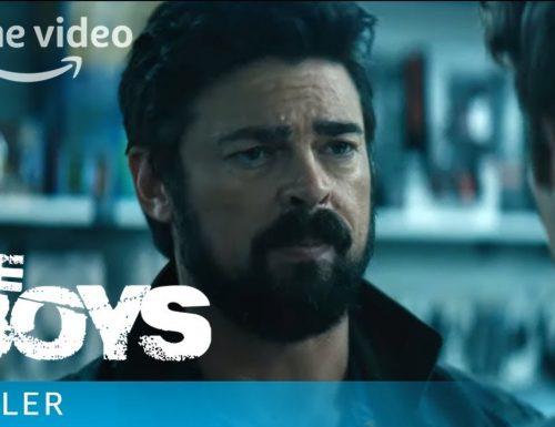 The Boys – Trailer ufficiale della serie Amazon Prime