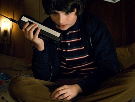 Verso Stranger Things 3: Mike Wheeler