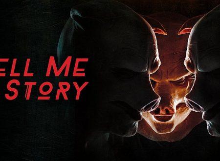 Tell Me a Story 2 – Ecco il tema della seconda stagione con Paul Wesley protagonista
