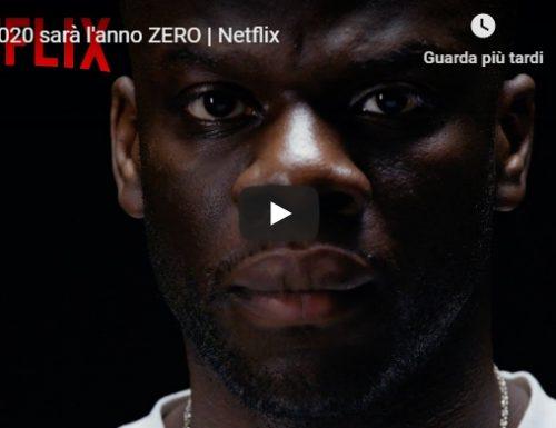 Il 2020 sarà l'anno ZERO di Antonio Dikele Distefano | Netflix