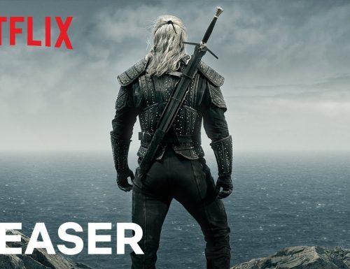 The Witcher – Ecco il trailer ufficiale in italiano della serie Netflix