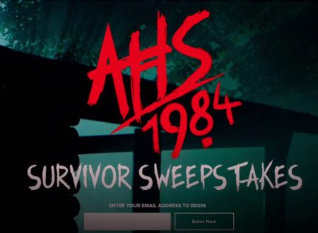 "American Horror Story: 1984 – Teaser ""Survivor Sweepstakes"""