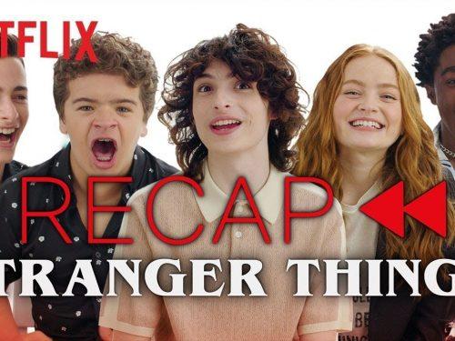 Pronti per Stranger Things 3 – Recap della Stagione 1 & 2   Netflix